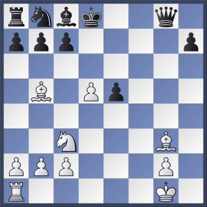 Vid gör schack matt!
