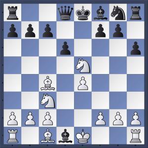 Vit gör schack matt